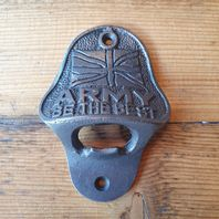 Wall Mounted Bottle Opener Army Be The Best